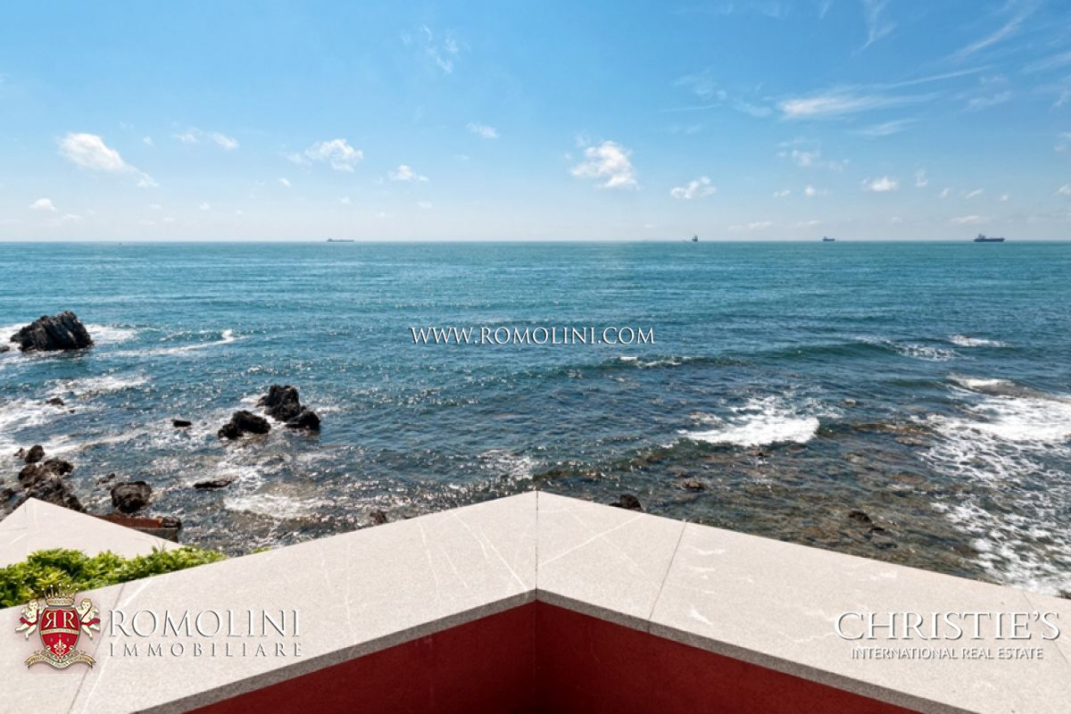 Additional photo for property listing at Tuscany - WATERFRONT LUXURY 3 BEDROOM VILLA IN TUSCANY COAST Livorno, Italya