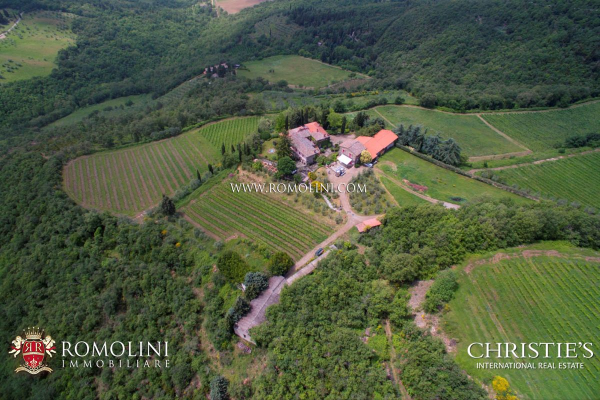 Additional photo for property listing at Tuscany - CHIANTI CLASSICO: WINNING WINERY WITH 10 HA OF VINEYARDS Greve In Chianti, Ιταλια