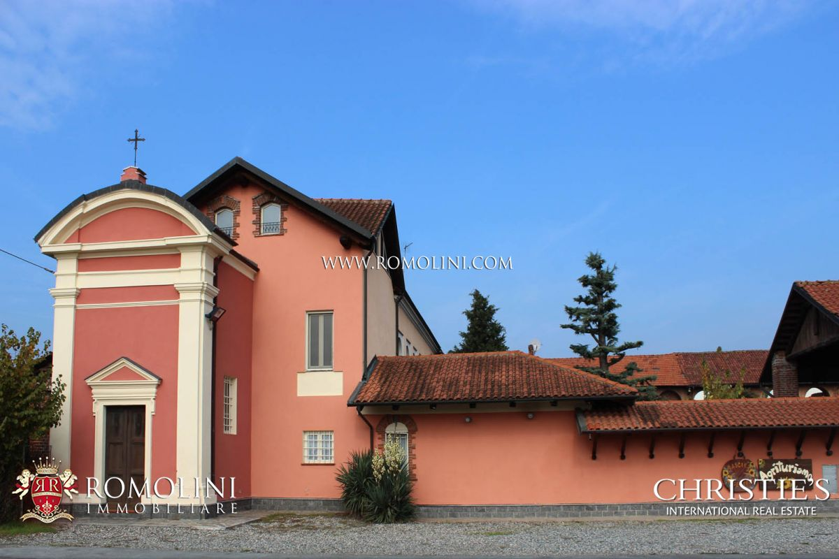 一戸建て のために 売買 アット Piedmont - AGRITURISMO FOR SALE IN PIEDMONT, IN TURIN Turin, イタリア