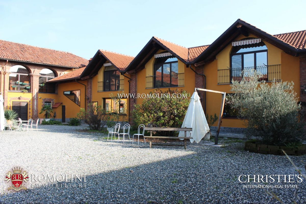 Additional photo for property listing at Piedmont - AGRITURISMO FOR SALE IN PIEDMONT, IN TURIN Turin, Itália