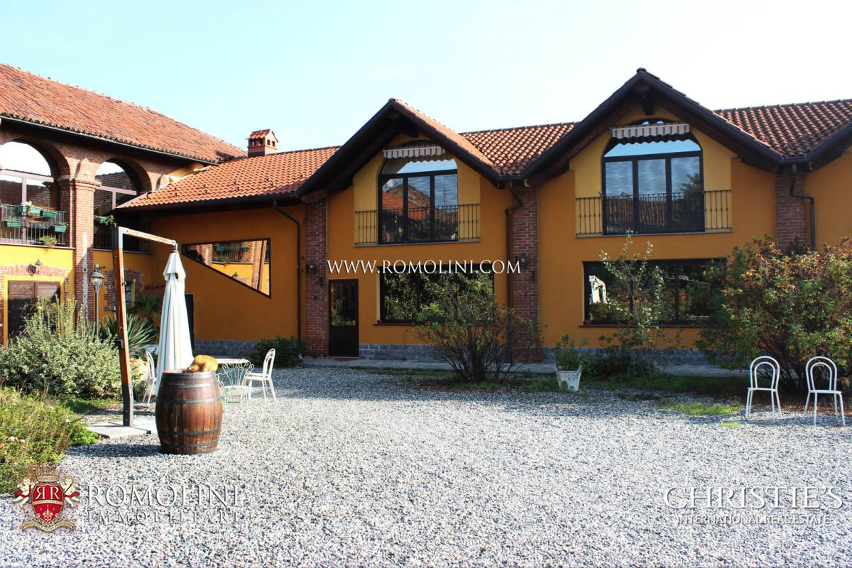 Additional photo for property listing at Piedmont - AGRITURISMO FOR SALE IN PIEDMONT, IN TURIN Turin, Italy