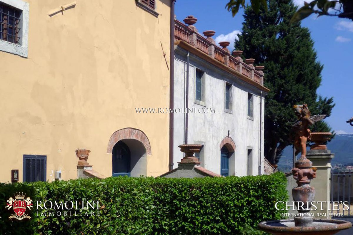 Additional photo for property listing at Tuscany - 16th CENTURY VILLA FOR SALE IN IMPRUNETA, FLORENCE Impruneta, Ιταλια