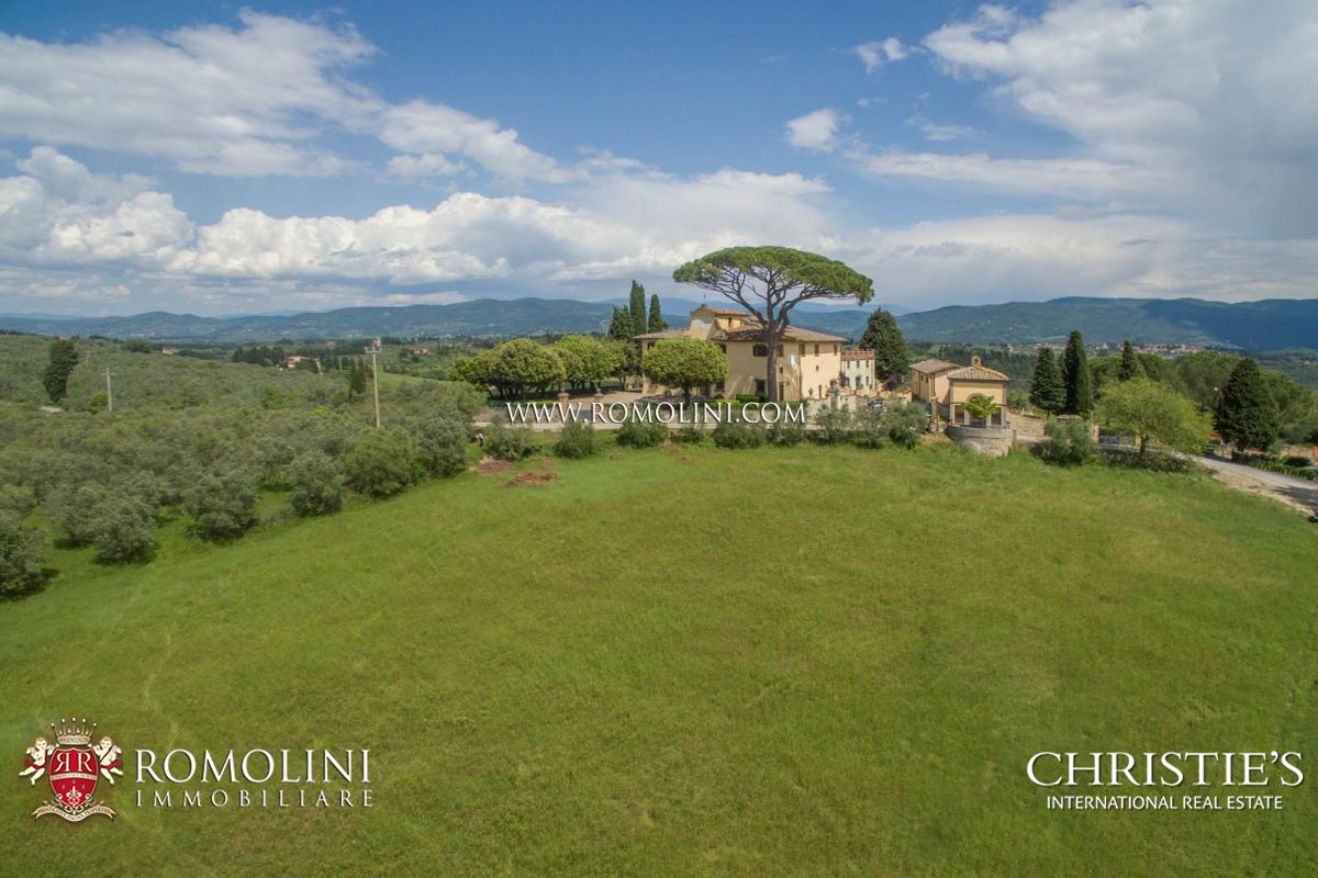 Additional photo for property listing at Tuscany - 16th CENTURY VILLA FOR SALE IN IMPRUNETA, FLORENCE Impruneta, イタリア