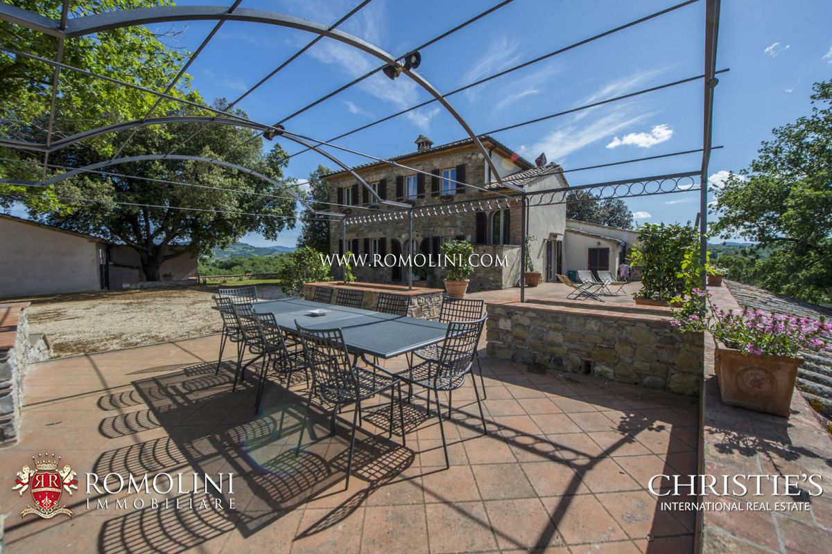 Additional photo for property listing at Tuscany - TUSCANY WINE ESTATE WITH LUXURY VILLA AND WINERY FOR SALE Casole D Elsa, Italie