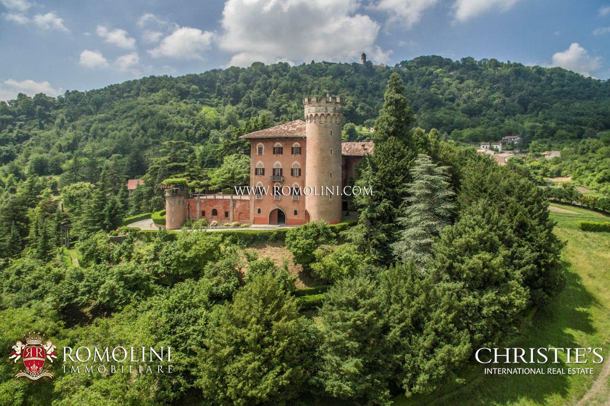 Casale monferrato real estate and homes for sale for Disegni casa castello