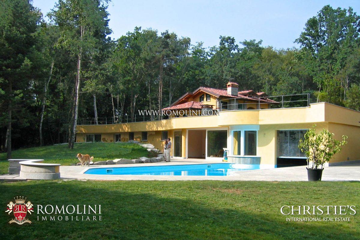 Ville di lusso piscina vendita piemonte lago maggiore - Ville con piscina in vendita ...
