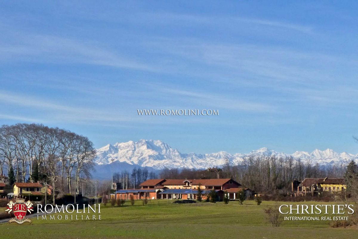 Additional photo for property listing at Piedmont - FARMSTEAD WITH LAND FOR SALE IN PIEDMONT Agrate Conturbia, Италия