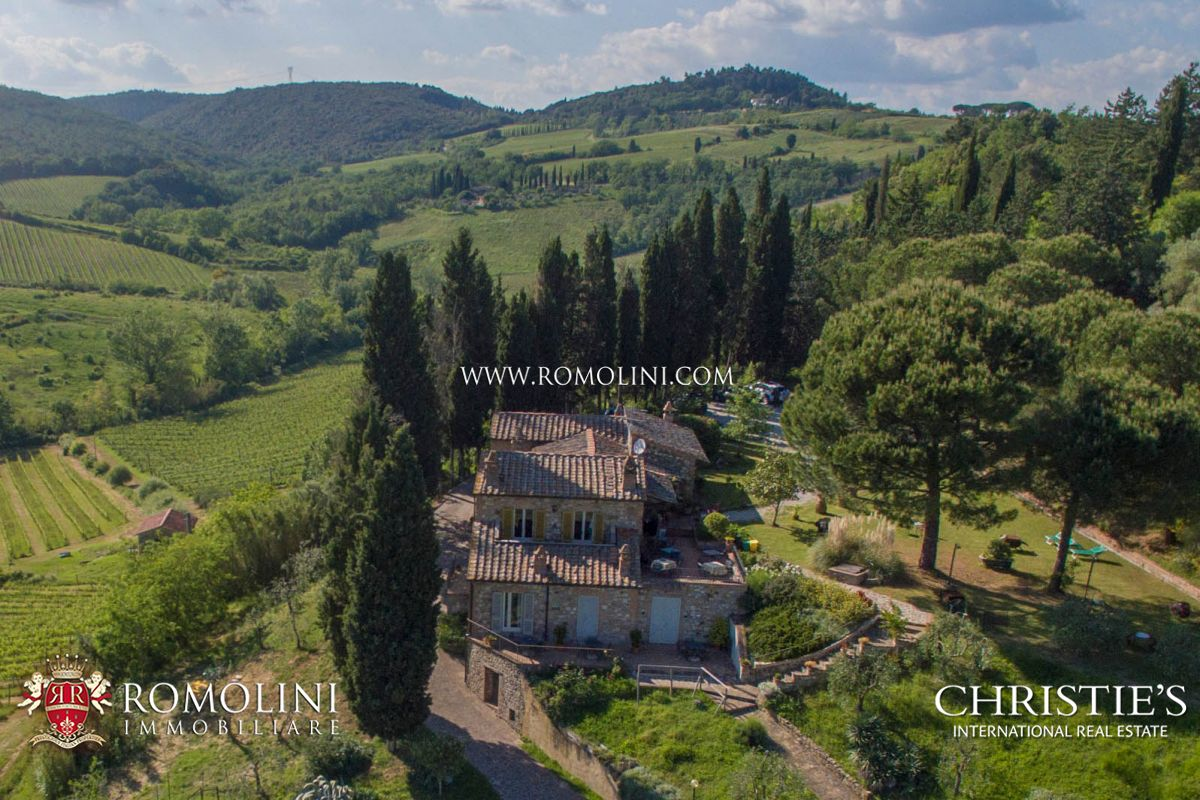 căn hộ vì Bán tại Tuscany - PROPERTY FOR SALE IN SAN GIMIGNANO, SIENA, TUSCANY, VINEYARDS FOR SALE San Gimignano, Ý
