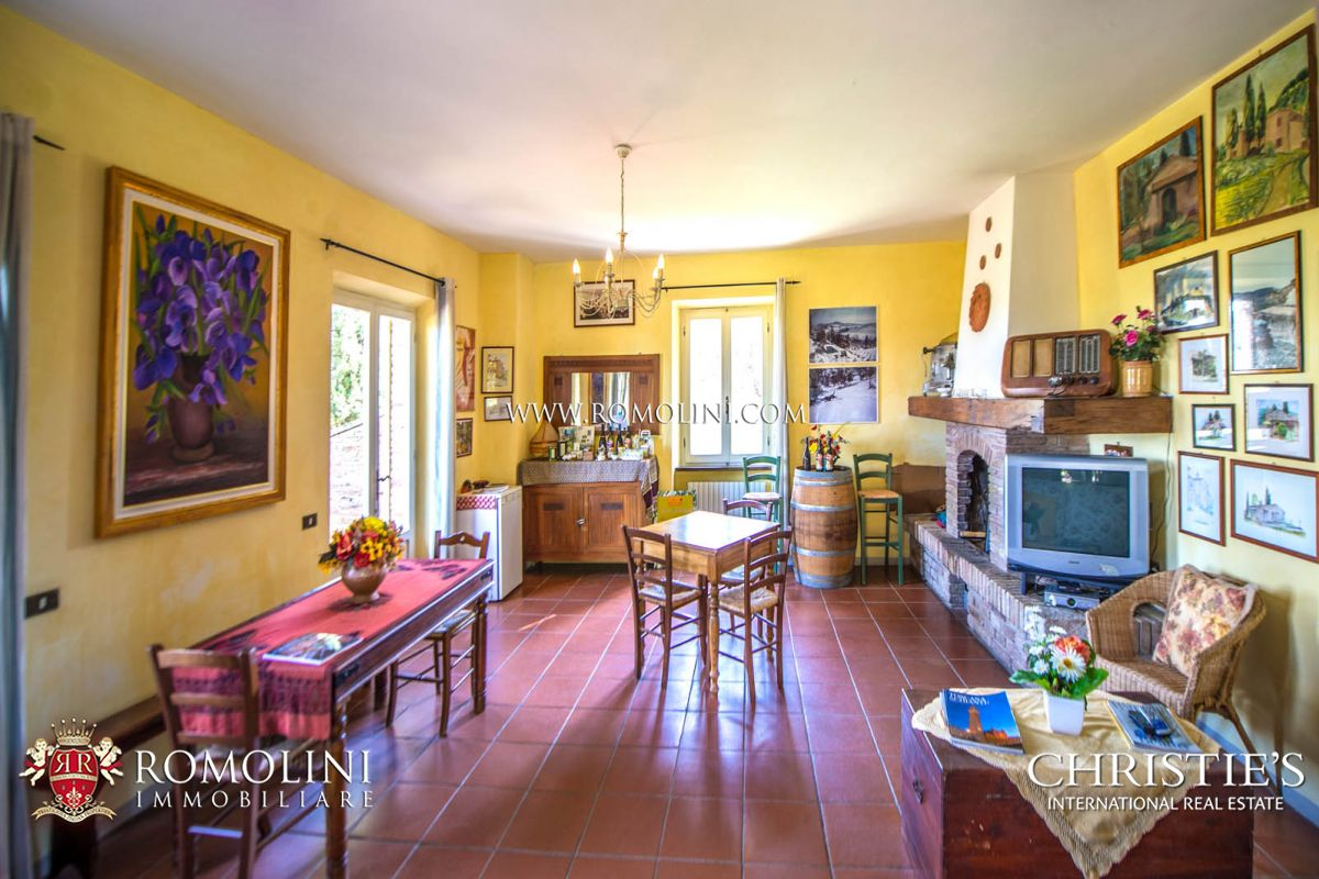 Additional photo for property listing at Tuscany - PROPERTY FOR SALE IN SAN GIMIGNANO, SIENA, TUSCANY, VINEYARDS FOR SALE San Gimignano, Ý