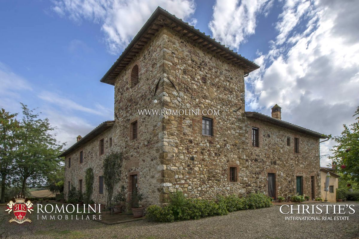 Vinhedo para Venda às Tuscany - CHIANTI CLASSICO DOCG: WINE ESTATE WITH AGRITURISMO FOR SALE Castellina In Chianti, Itália
