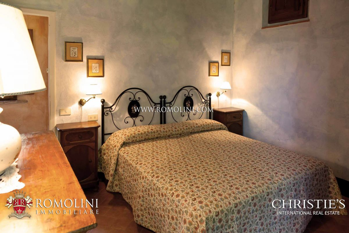 Additional photo for property listing at Tuscany - CHIANTI CLASSICO DOCG: WINE ESTATE WITH AGRITURISMO FOR SALE Castellina In Chianti, 이탈리아