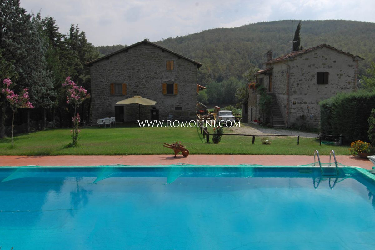 Appartements / Flats pour l Vente à Tuscany - PROPERTY FOR SALE IN TUSCANY, IN ANGHIARI Anghiari, Italie