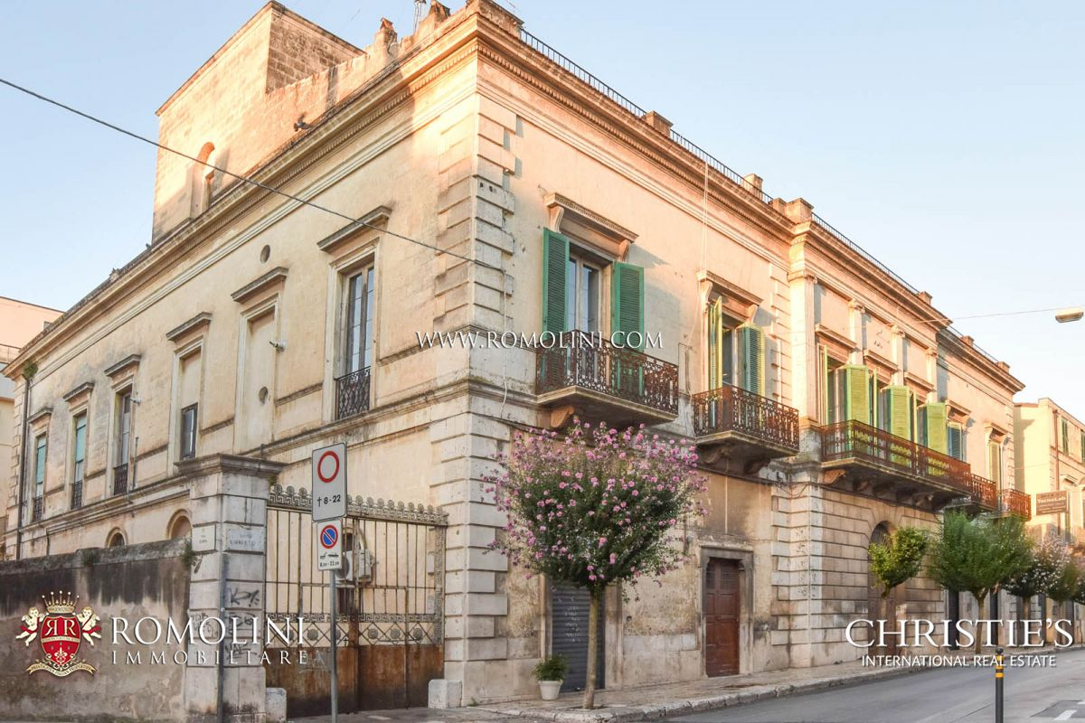 Additional photo for property listing at Apulia - HISTORICAL PROPERTY FOR SALE IN ALTAMURA, APULIA Altamura, Italia