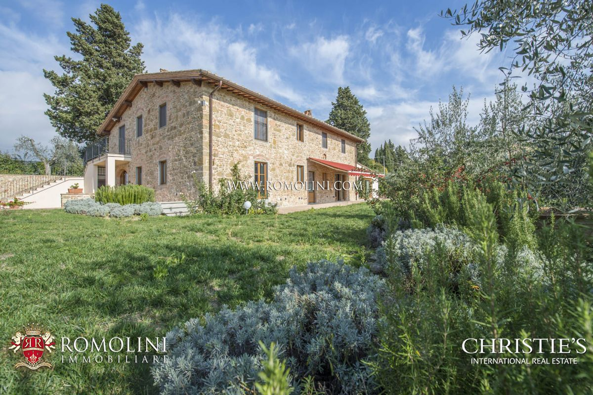 獨棟家庭住宅 為 出售 在 Tuscany - FARMHOUSE FOR SALE IN TUSCANY, IN CERTALDO Certaldo, 義大利