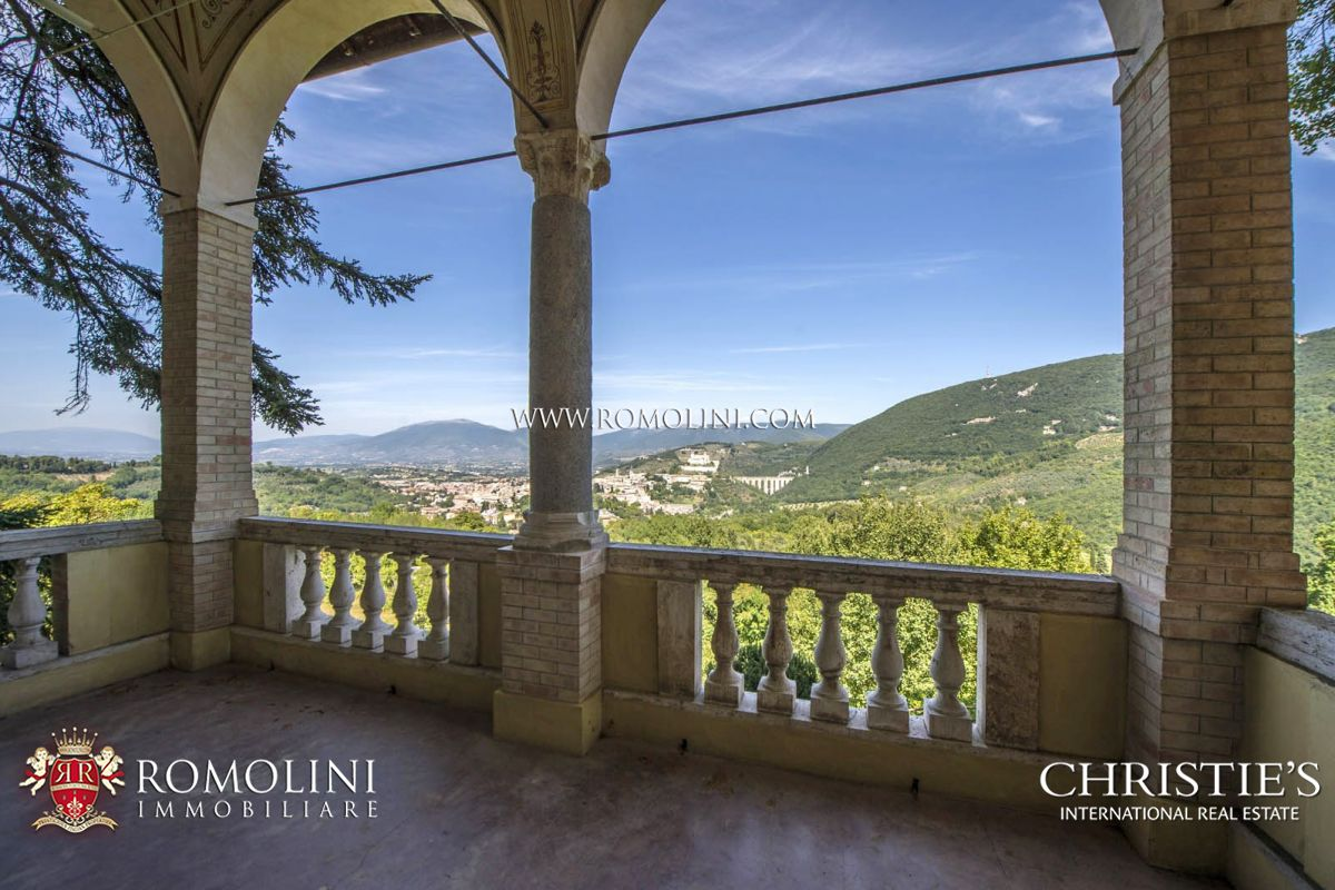 Additional photo for property listing at Umbria - PRESTIGIOUS VILLA FOR SALE IN SPOLETO, UMBRIAN HILLS Spoleto, 이탈리아