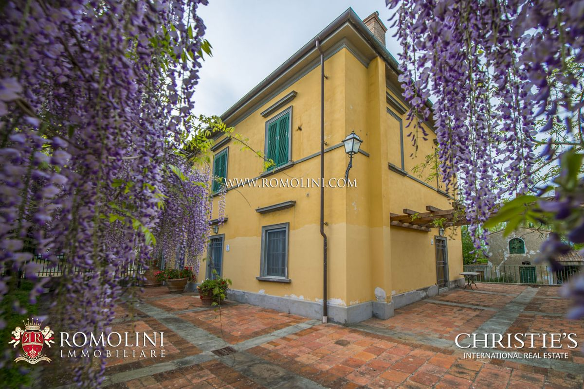 Villas / Townhouses için Satış at Tuscany - PISA, TUSCANY, EXCLUSIVE VILLA FOR SALE Pisa, Italya