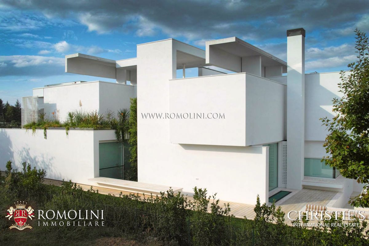 Apartments / Residences for Sale at Tuscany - EXCLUSIVE LUXURY VILLA FOR SALE IN TUSCANY Bucine, Italy