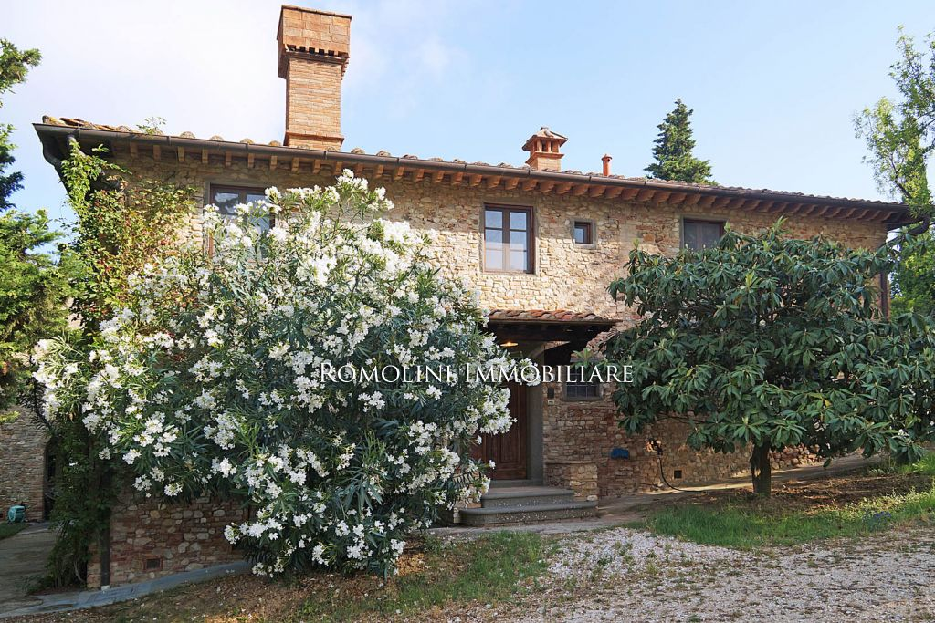 Villas / Moradias em banda para Venda às Tuscany - VILLA FOR SALE IN TUSCANY, VILLA WITH STUNNING VIEWS Firenze, Itália