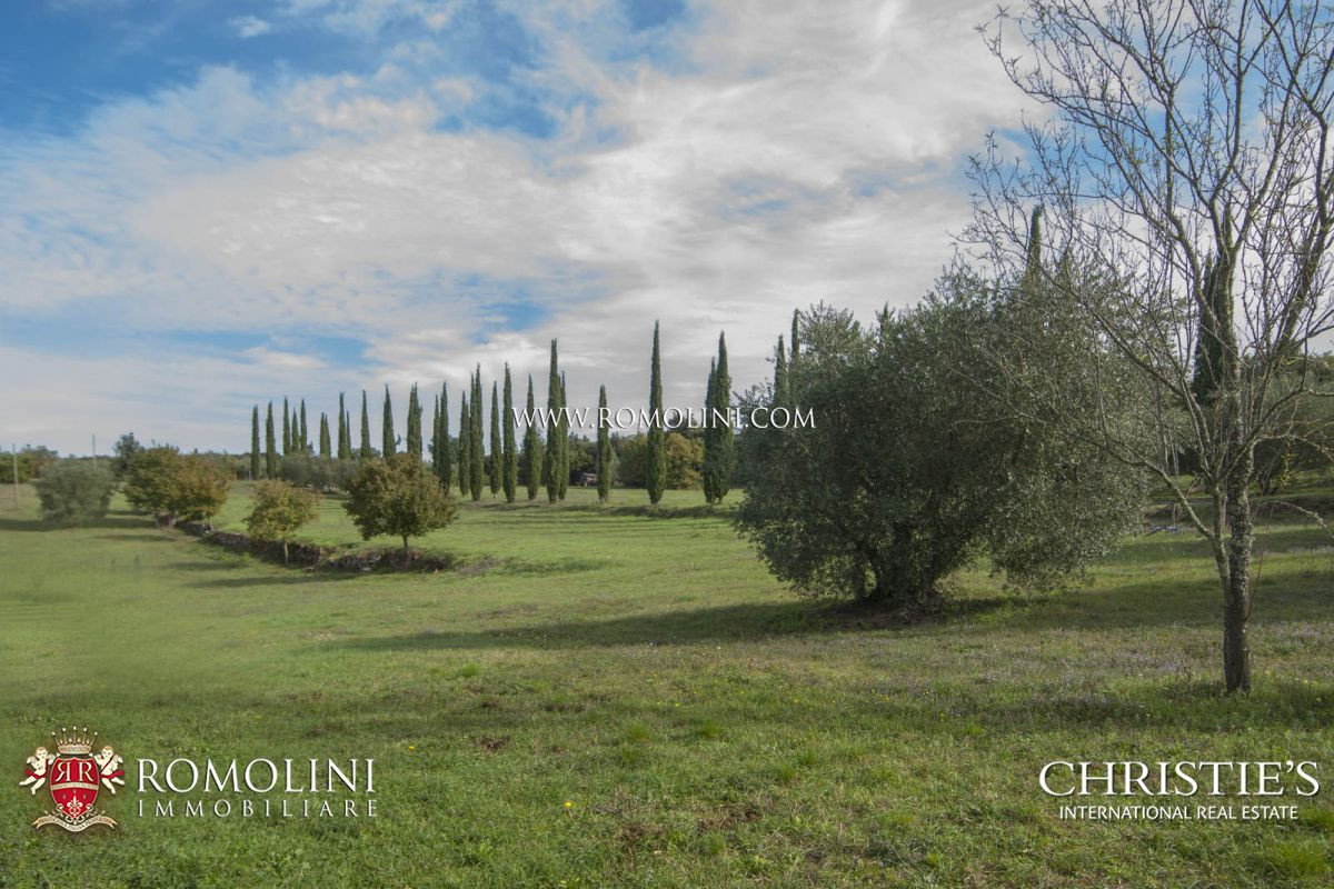Additional photo for property listing at Tuscany - RUSTIC COUNTRY HOUSE, FARM FOR SALE IN SIENA Siena, Italia