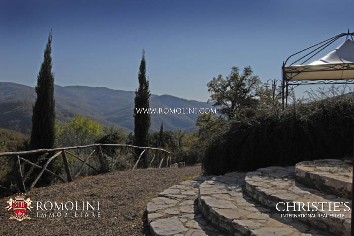 Additional photo for property listing at Tuscany - VILLA WITH ANNEX AND POOL FOR SALE ANGHIARI Anghiari, Italia