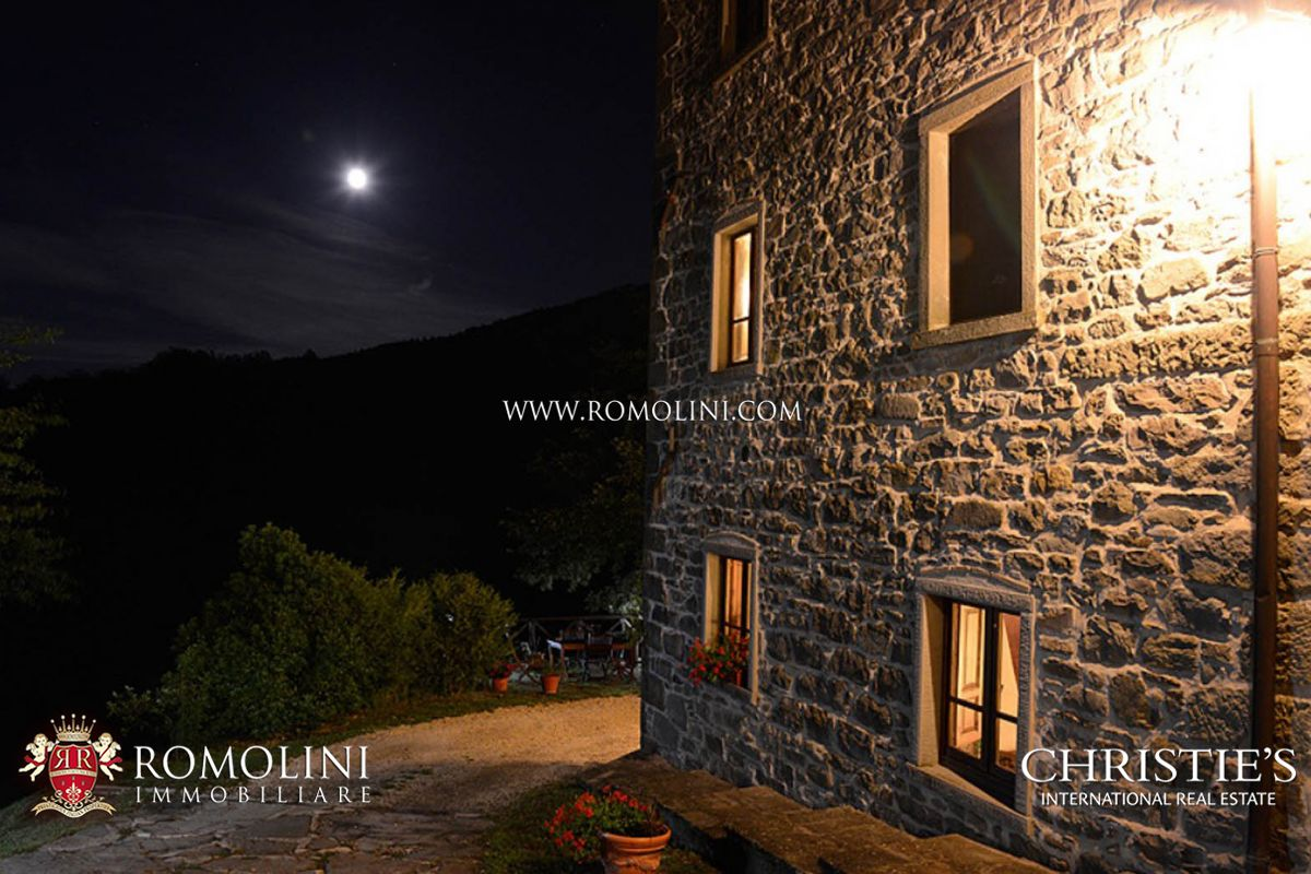Additional photo for property listing at Tuscany - CAPRESE MICHELANGELO, TUSCANY: ORGANIC AGRITURISMO WITH POOL FOR SALE Caprese Michelangelo, Itália