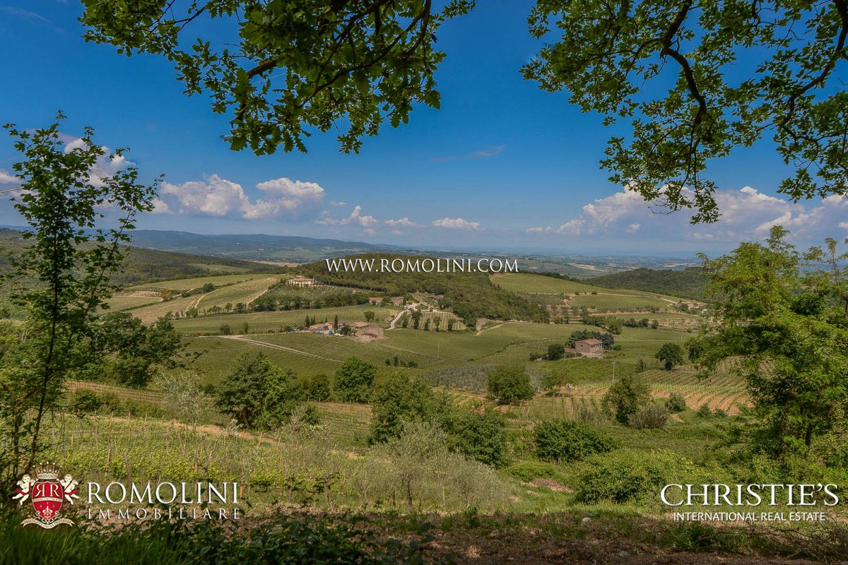 Vinhedo para Venda às Tuscany - PRESTIGIOUS BRUNELLO WINE ESTATE ON THE HILLS OF MONTALCINO, TUSCANY Montalcino, Itália