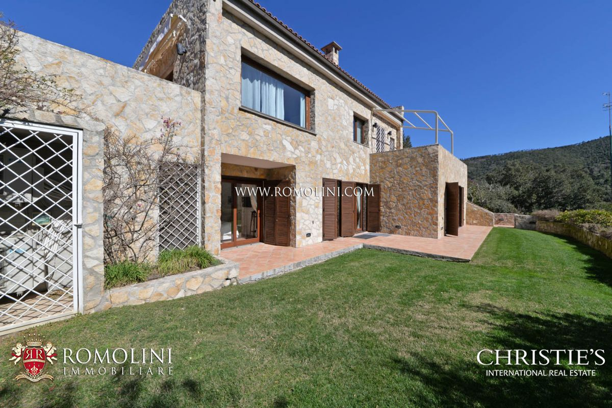 Additional photo for property listing at Tuscany - PRESTIGIOUS VILLA FOR SALE ON THE GULF OF FOLLONICA, TUSCANY Castiglione Della Pescaia, Italy