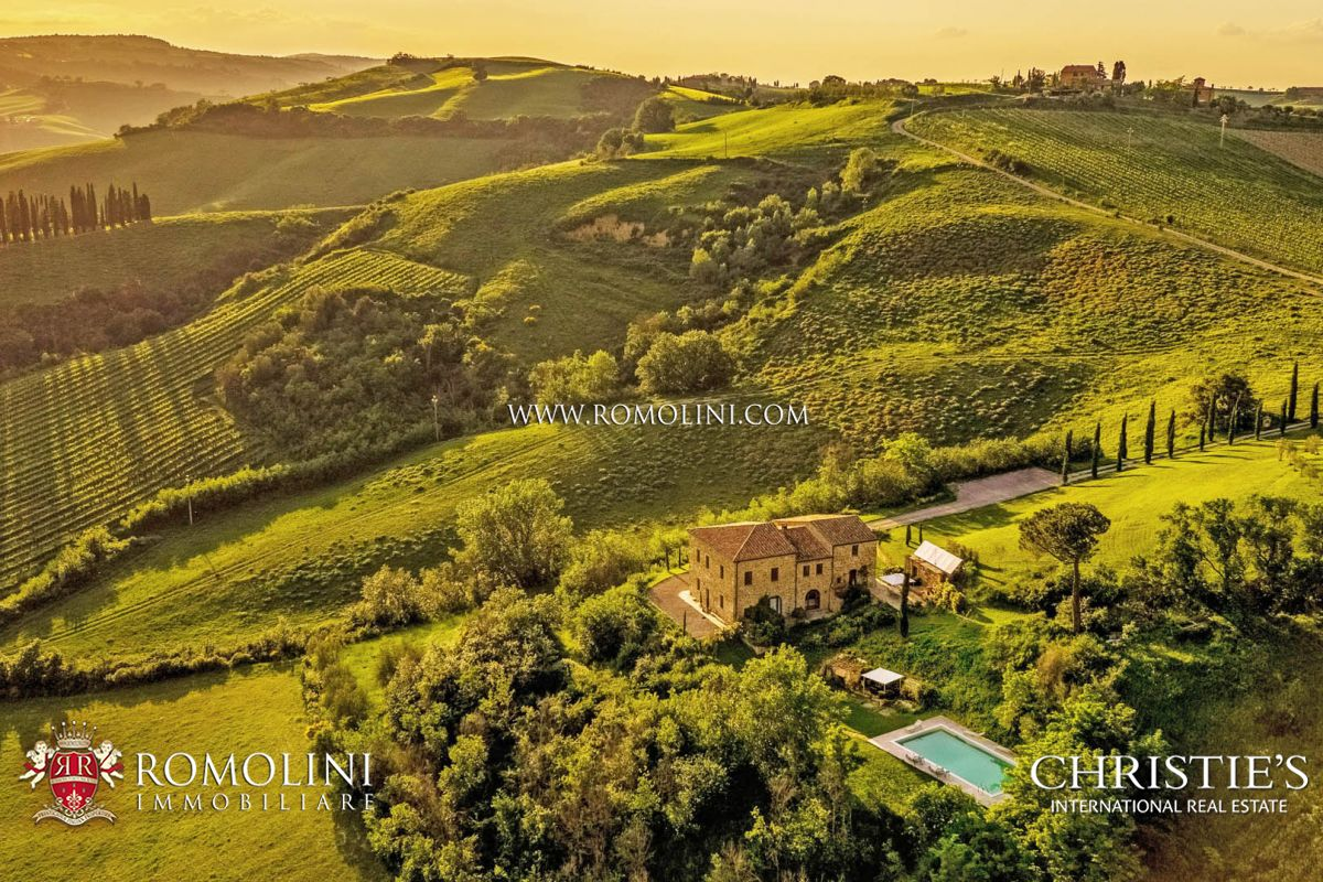 Montepulciano real estate and homes for sale christie 39 s for Montepulciano italy