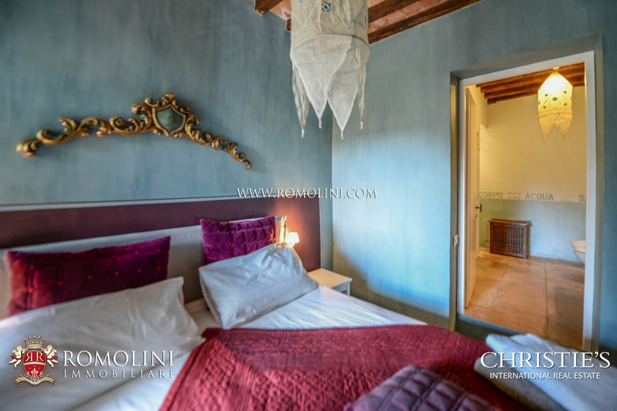 Additional photo for property listing at Tuscany - CHARMING SMALL HAMLET FOR SALE IN ANGHIARI, TUSCANY Anghiari, Itália
