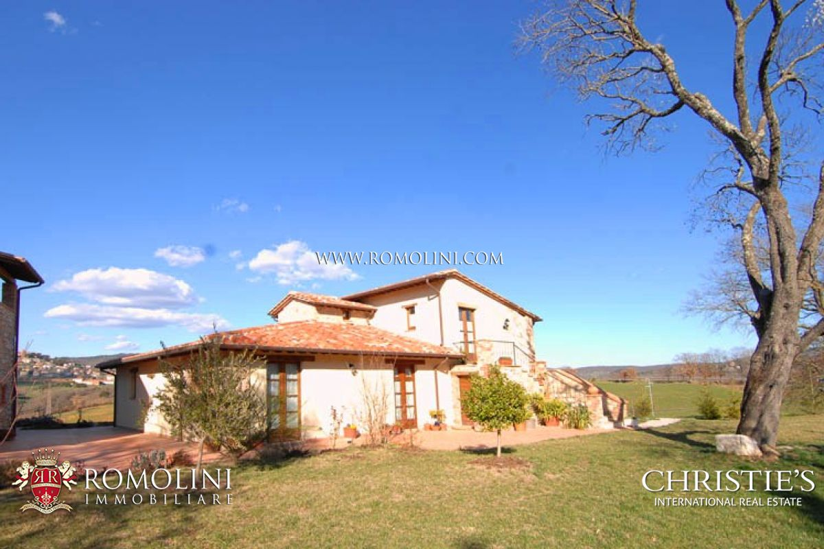 Additional photo for property listing at Umbria - ORGANIC ESTATE AGRITURISMO FOR SALE IN UMBRIA Montegabbione, 義大利