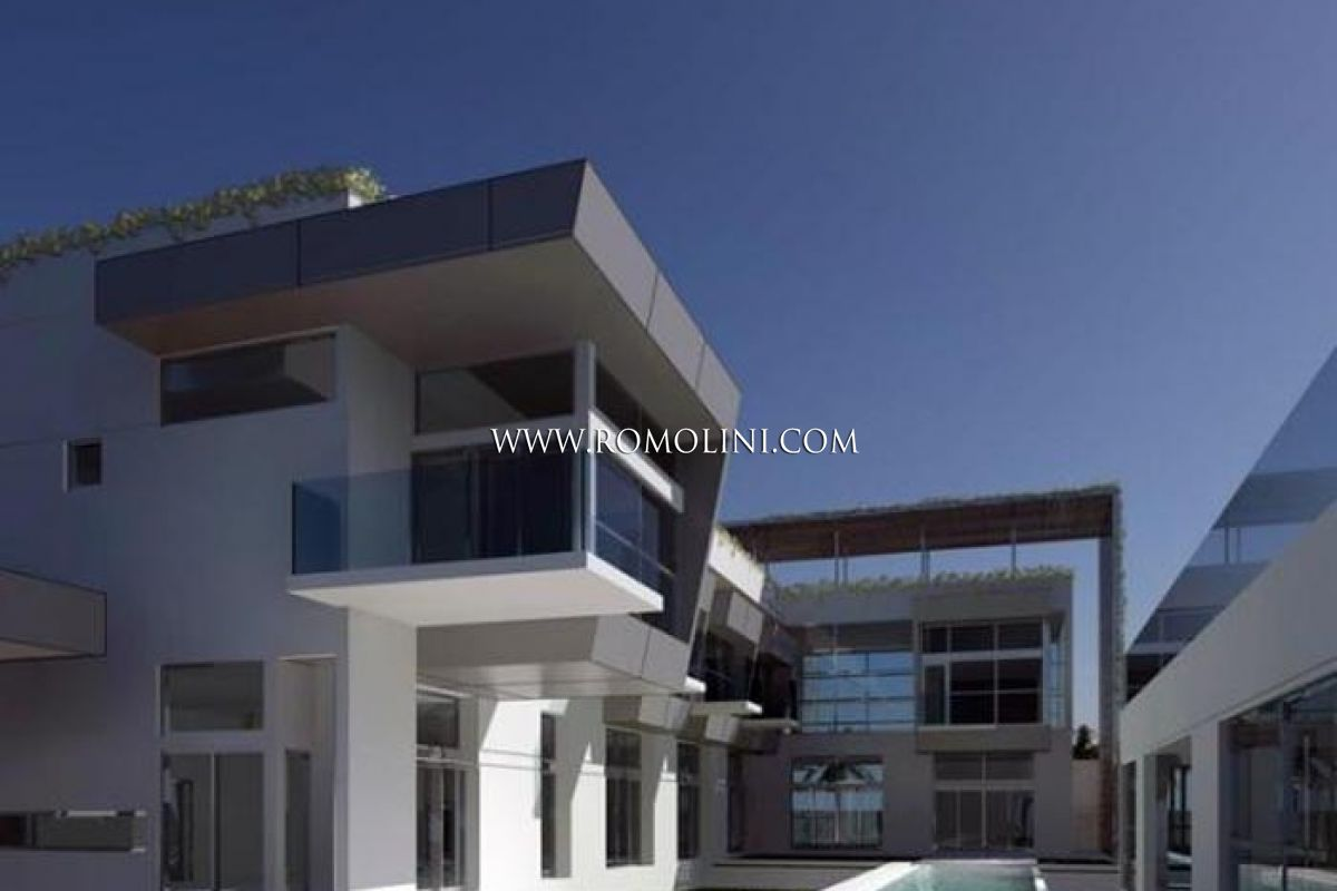 Villa loft fronte mare in vendita miami beach florida for Case di cracker di florida