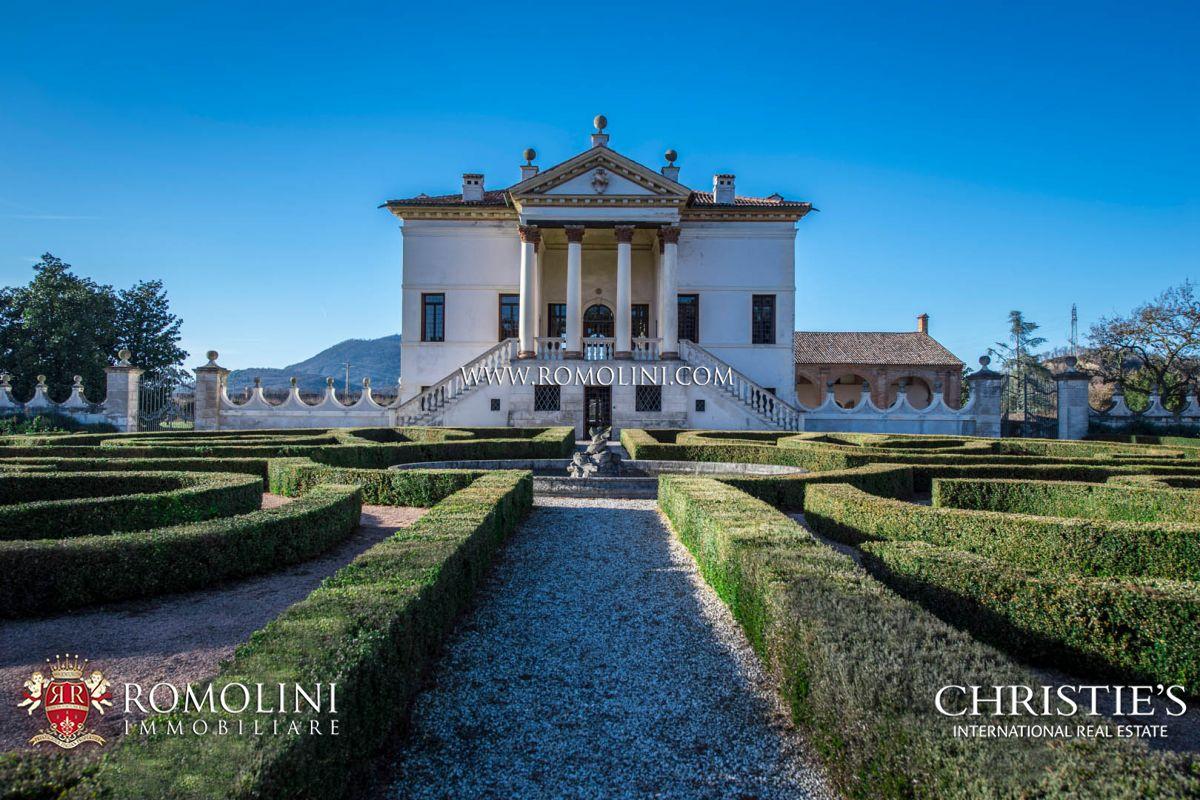 빌라 / 타운 하우스 용 매매 에 Veneto - LUXURY VENETIAN VILLA, PERIOD MANOR HOUSE FOR SALE, PADUA Monselice, 이탈리아