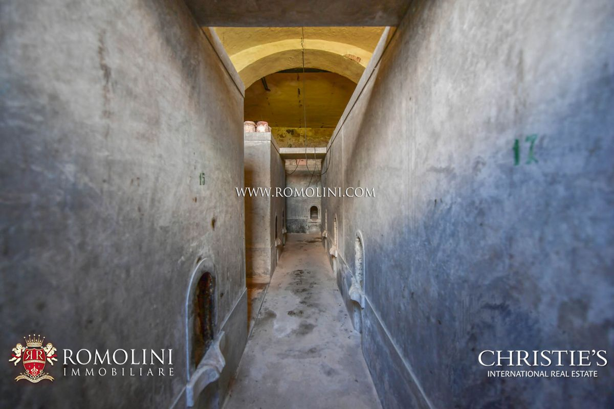 Additional photo for property listing at Chianti - BEAUTIFUL MANOR VILLA FOR SALE IN TUSCANY 基安蒂, 意大利