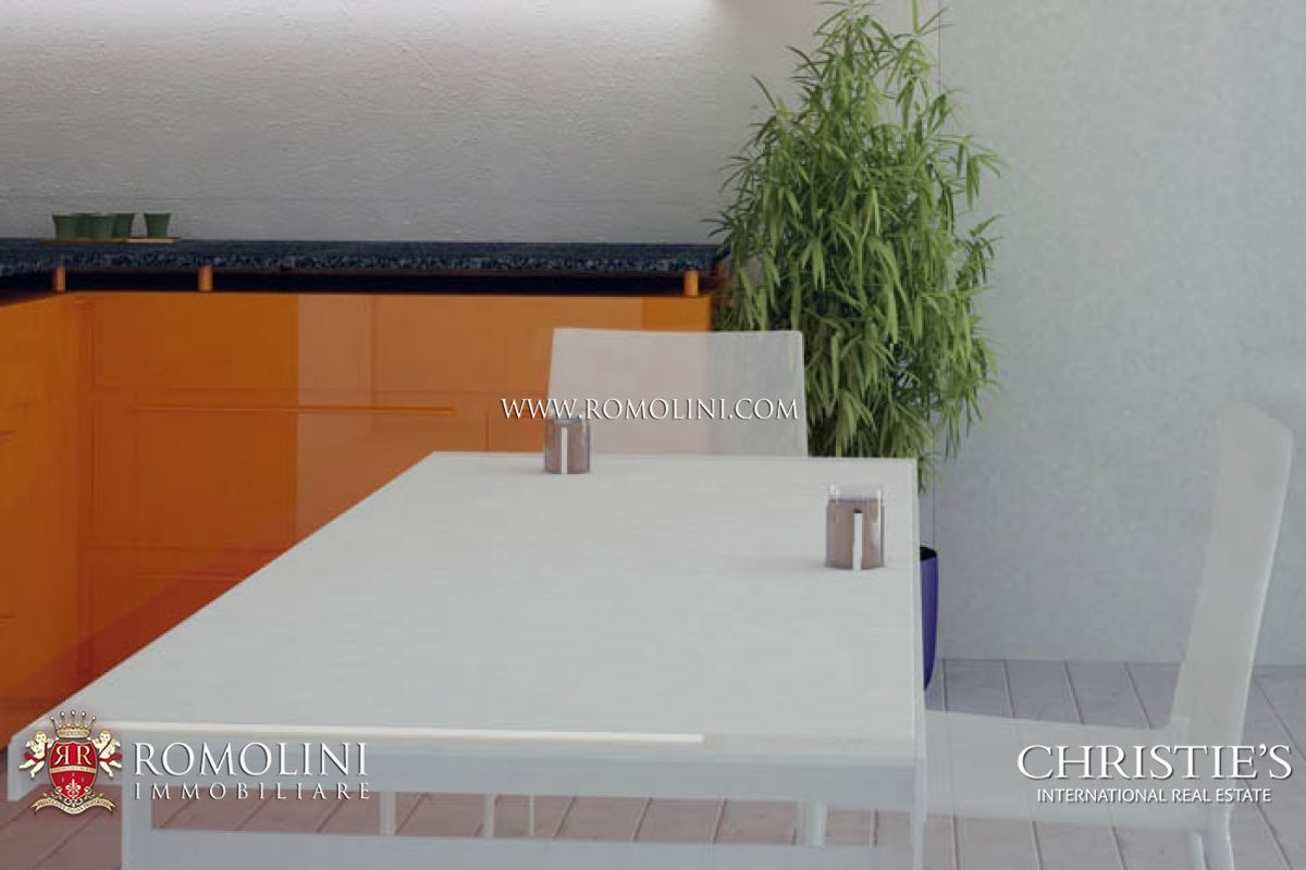 Additional photo for property listing at Emilia-Romagna - PENTHOUSE WITH TERRACE FOR SALE IN RICCIONE VIALE CECCARINI Riccione, Ý