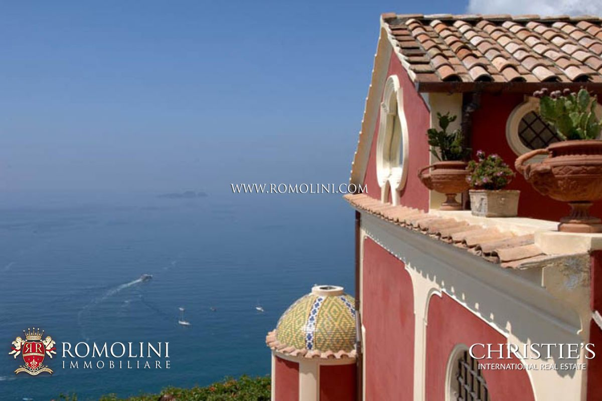Additional photo for property listing at Campania - AMALFI COAST: POSITANO LUXURY VILLA FOR RENT. Positano, イタリア