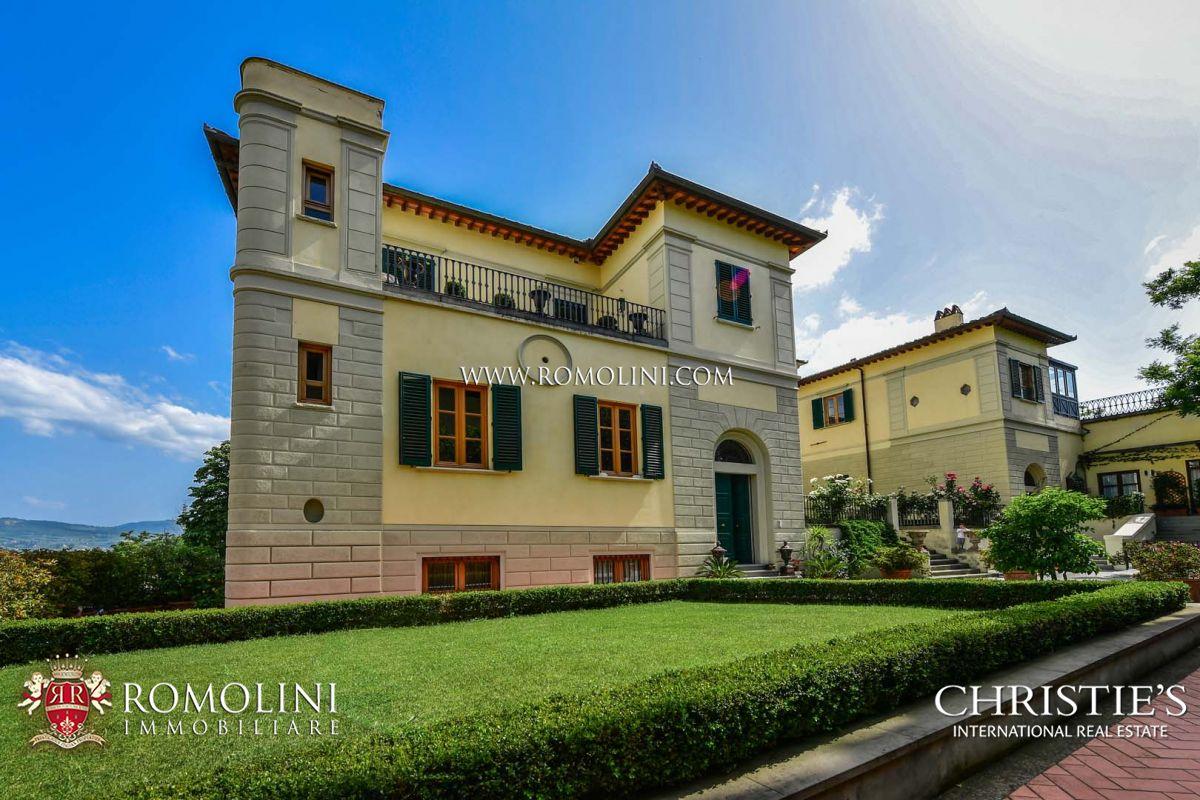 Appartamento Di Lusso Con Terrazza Panoramica Fiesole Firenze