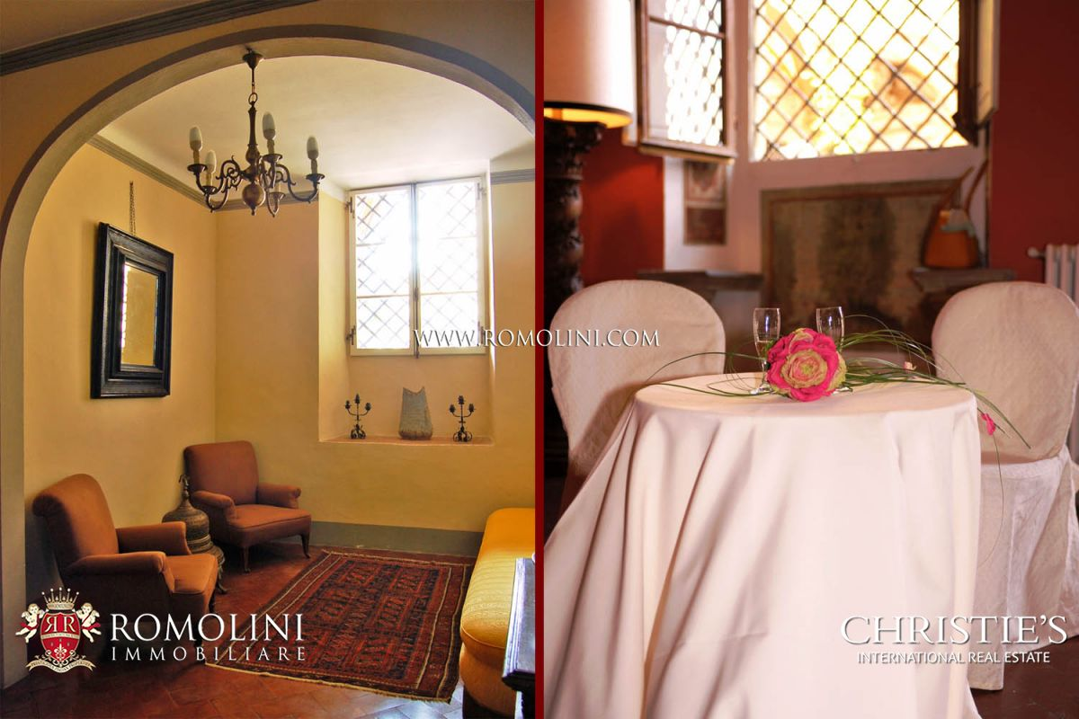 Additional photo for property listing at Tuscany - CASTLE FOR SALE IN TUSCANY, FLORENCE . Firenze, Italia