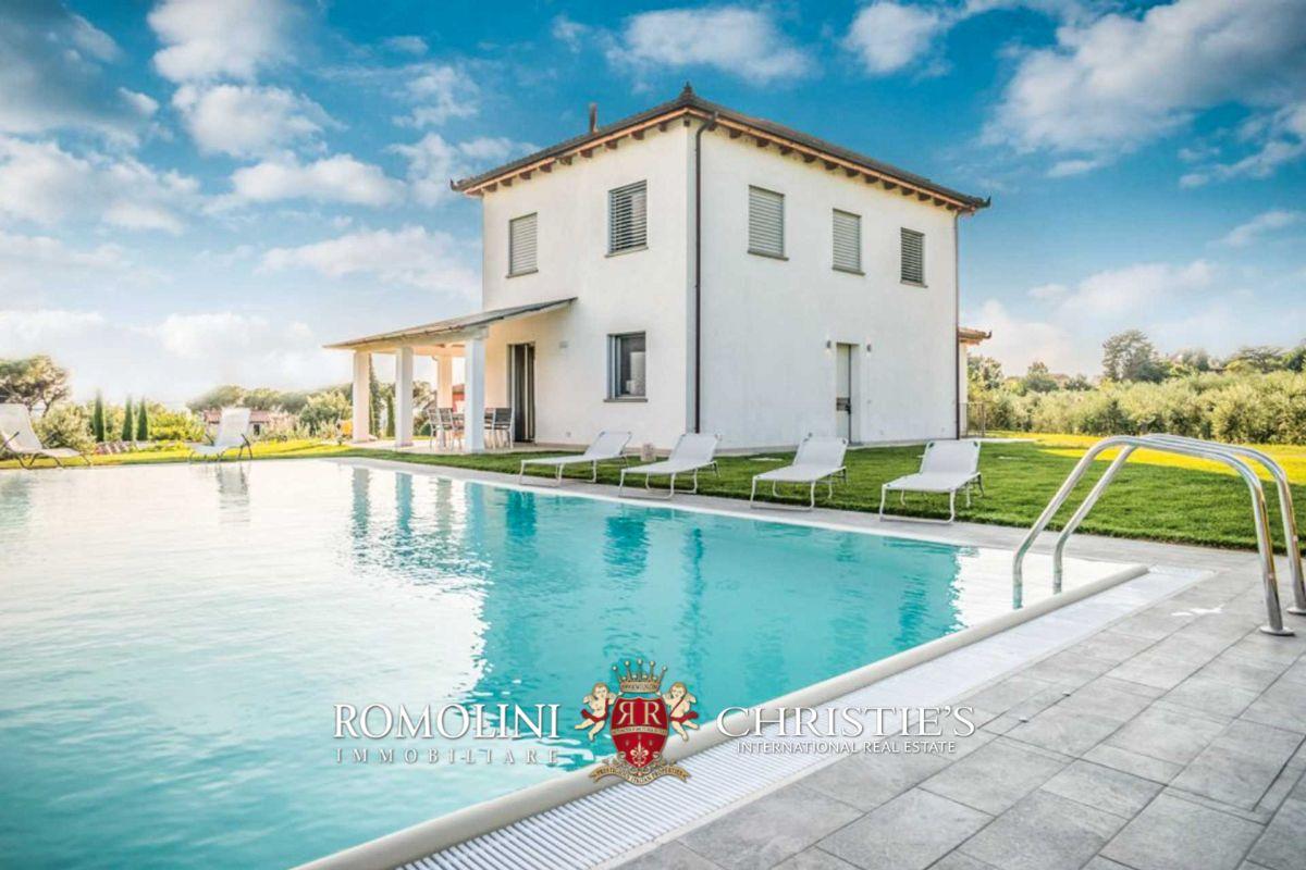 别墅 为 销售 在 Tuscany - ECO-SUSTAINABLE VILLA FOR SALE IN CORTONA 科尔托纳, 意大利