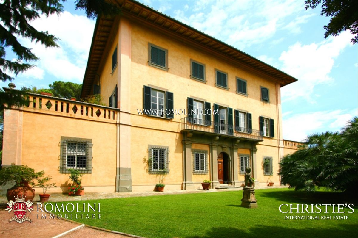 빌라 / 타운 하우스 용 매매 에 LUXURY VILLA FOR SALE NEAR PISA TUSCANY Arezzo Arezzo, Arezzo,52010 이탈리아