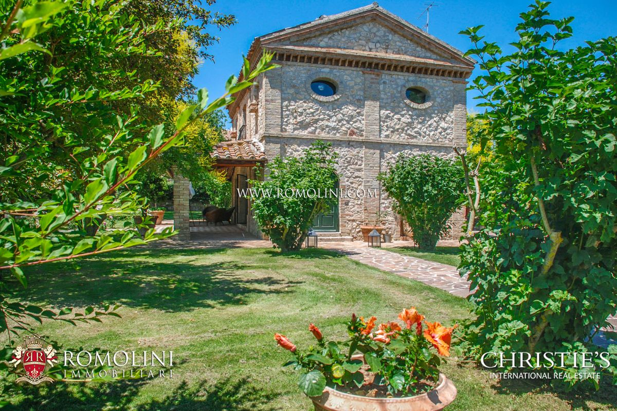 Umbria - LUXURY MANOR HOUSE FOR SALE IN UMBRIA: a luxury