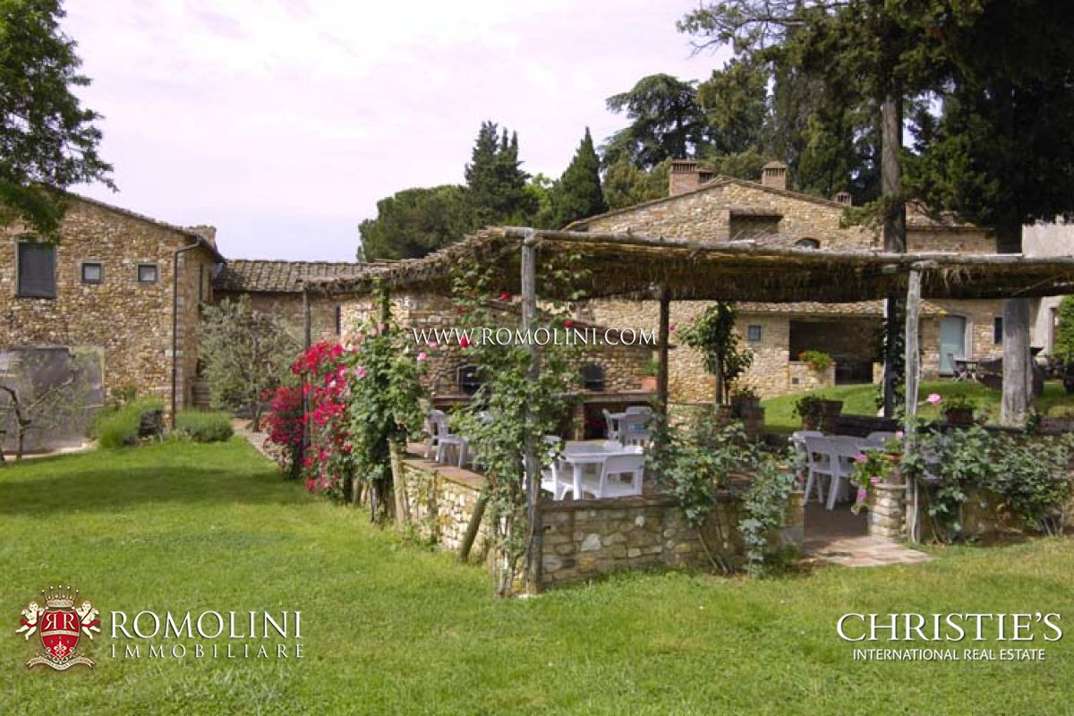 Additional photo for property listing at Tuscany - TUSCAN WINE ESTATE WITH VINEYARDS FOR SALE FLORENCE Firenze, Italya