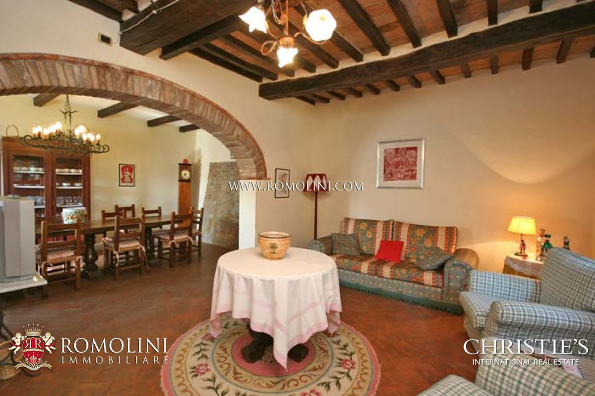 Additional photo for property listing at Tuscany - CHIANTI WINE ESTATE, OLIVE OIL MILL FOR SALE IN TUSCANY Firenze, 이탈리아