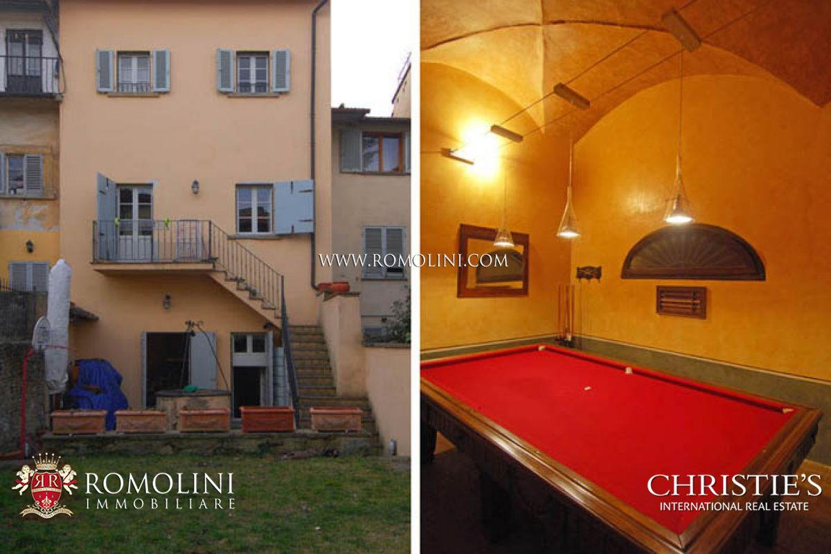 Apartments / Residences for Sale at Tuscany - HOUSE WITH GARAGE HISTORICAL CENTRE FOR SALE IN AREZZO Arezzo, Italy