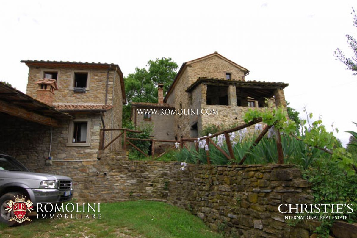 Additional photo for property listing at Tuscany - ANGHIARI TUSCANY ORGANIC AGRICULTURAL FARM ESTATE FOR SALE Anghiari, 意大利