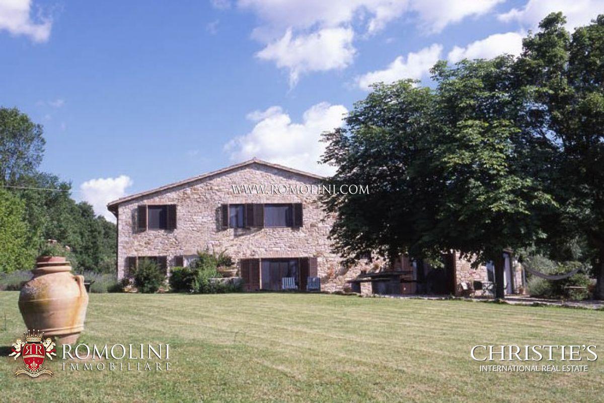 Single Family Home for Sale at Umbria - FARMHOUSE FOR SALE ACQUALORETO UMBRIA Baschi, Italy