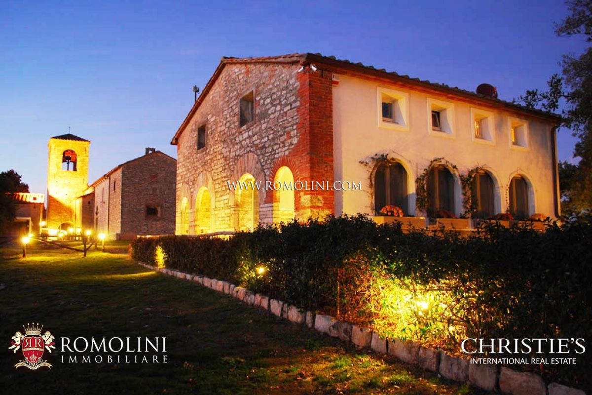 Appartementen voor Verkoop een t Tuscany - PERIOD RESIDENCE HISTORICAL HOME FOR SALE IN MONSUMMANO TERME Monsummano Terme, Italië