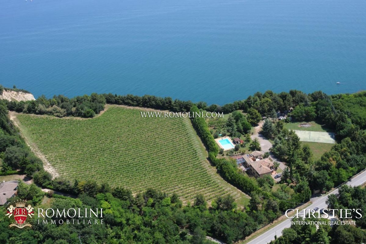 Additional photo for property listing at Marche - VILLA SEA VIEW WITH VINEYARD FOR SALE IN LE MARCHE Ancona, Italy