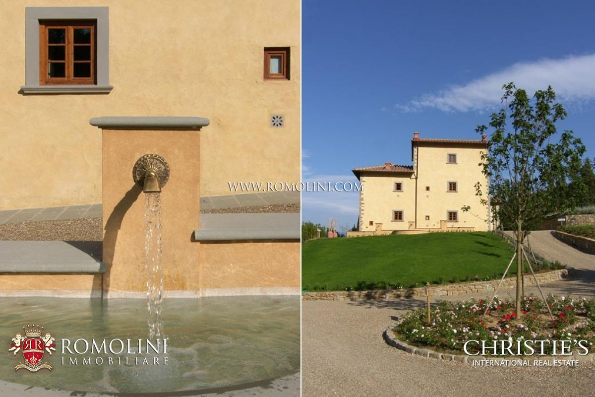 Additional photo for property listing at Tuscany - FLORENCE: PERIOD PROPERTY FOR SALE IN TUSCANY Firenze, Italia