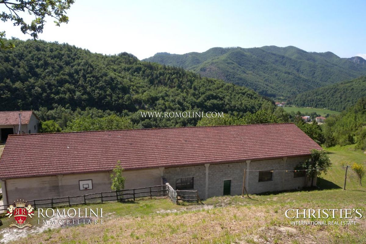 Additional photo for property listing at Marche - AGRITOURISM FOR SALE BORGO PACE MARCHE Borgo Pace, 意大利