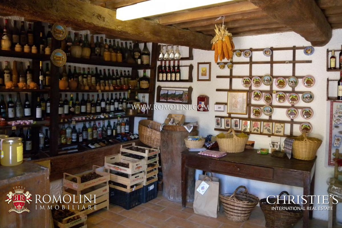 Additional photo for property listing at Marche - AGRITOURISM FOR SALE BORGO PACE MARCHE Borgo Pace, Italia